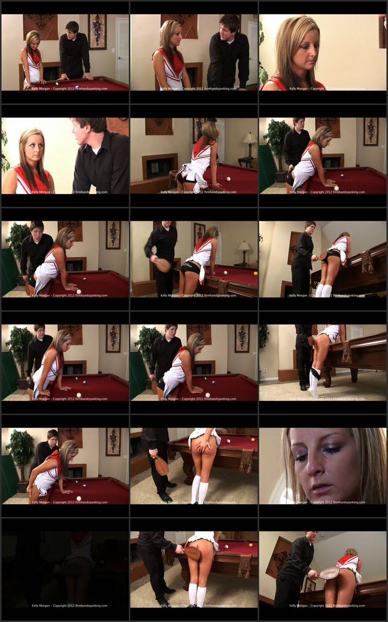 Screenlist Cheerleader Captain - D - firmhandspanking - SD/WMV