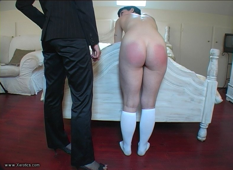 Caned Before Bed - canedschoolgirls - SD/MP4 - image1