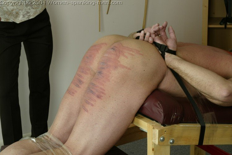 Judicial punishment spank