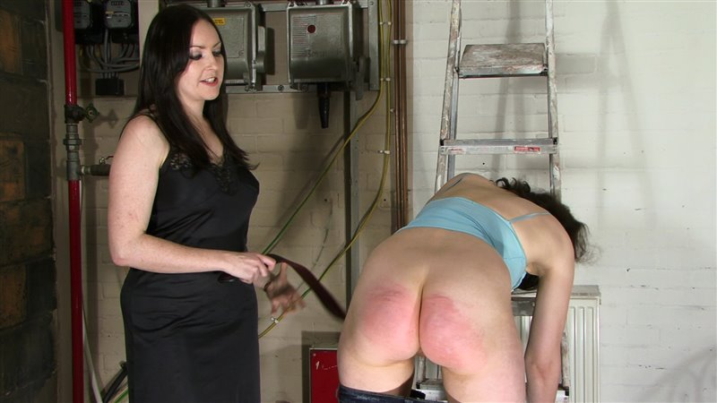Girls In Trouble - canedschoolgirls - HD/MP4 - image1
