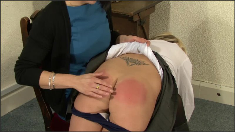 Jodie's Bad Start - spankingonline - HD/MP4 - image1