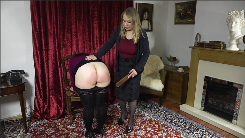 Desiree 2 - wellsmackedseat - Full HD/MP4 - image1