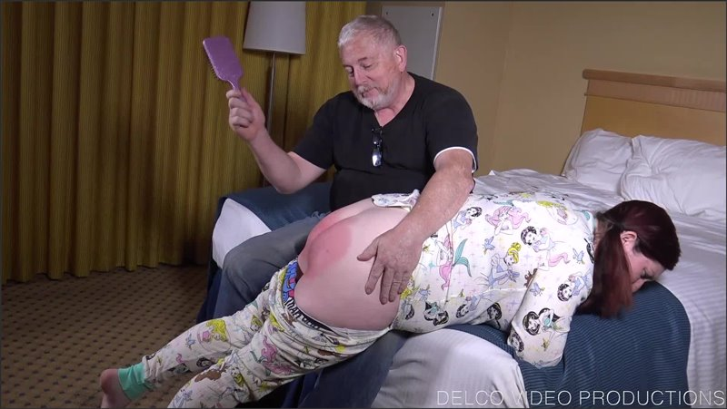 Late Checkout Spanking - Delco Video Productions - Full HD/MP4 - image1