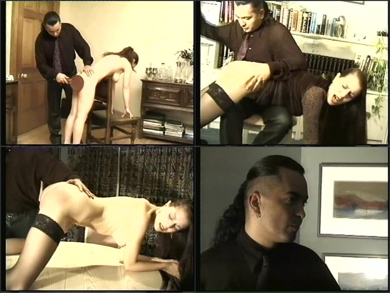 Cover Uncompromising Caning - punished-girls - SD/WMV