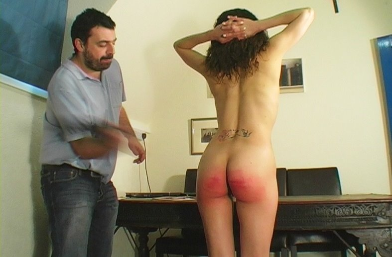 Domestic Strapping (remastered) - spankingdigital - SD/MP4 - image1