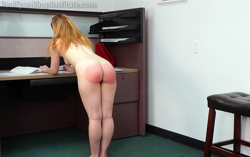 Nina's Second Day At The Institute (part 2 Of 2) - realspankingsinstitute - Full HD/MP4 - image1