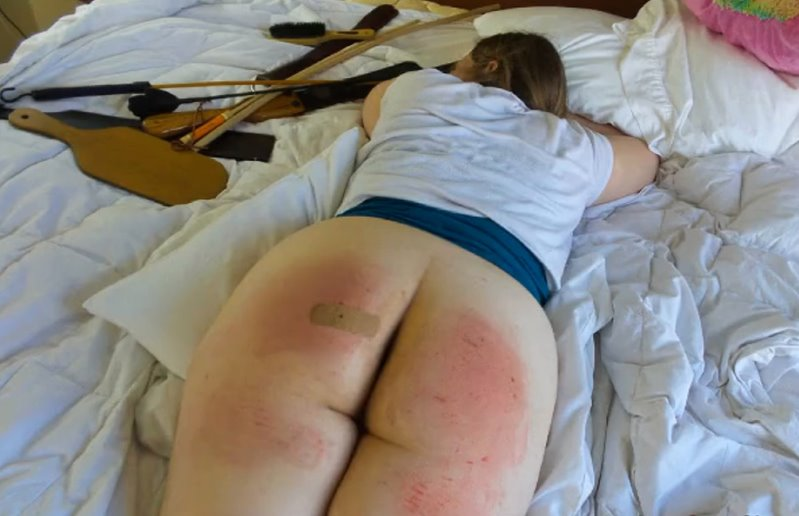 Repeat Offense Punishment - Universal Spanking and Punishments - Full HD/MP4 - image1